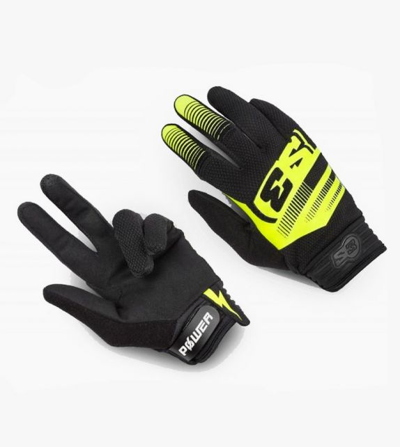 S3 Guanti POWER Fluo