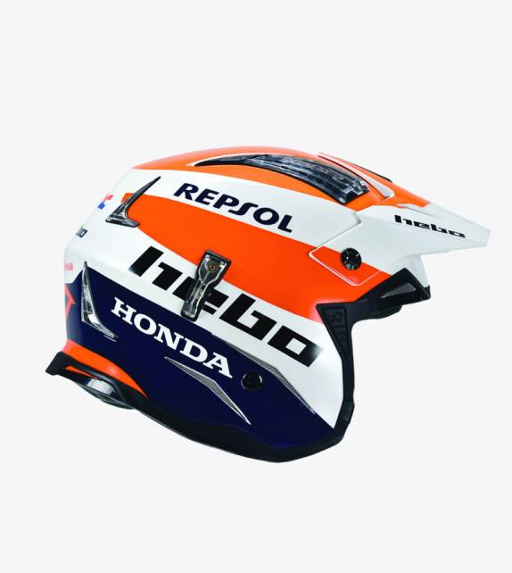HEBO Casco ZONE 4 Montesa Repsol 2020