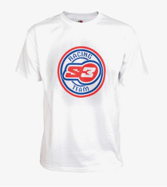 S3 T-Shirt Racing Team