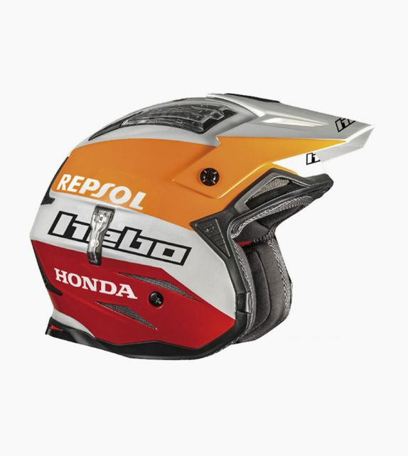 HEBO Casco ZONE 4 Montesa Repsol