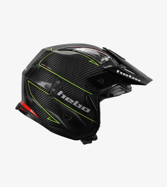 HEBO Casco ZONE 4 Carbotech
