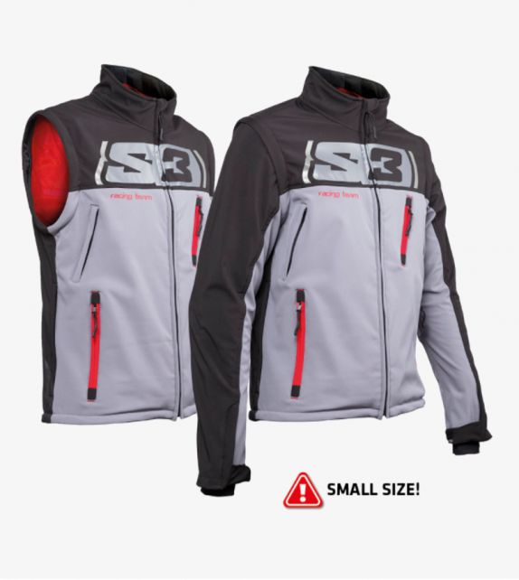 S3 Giacca Softshell Team Protec