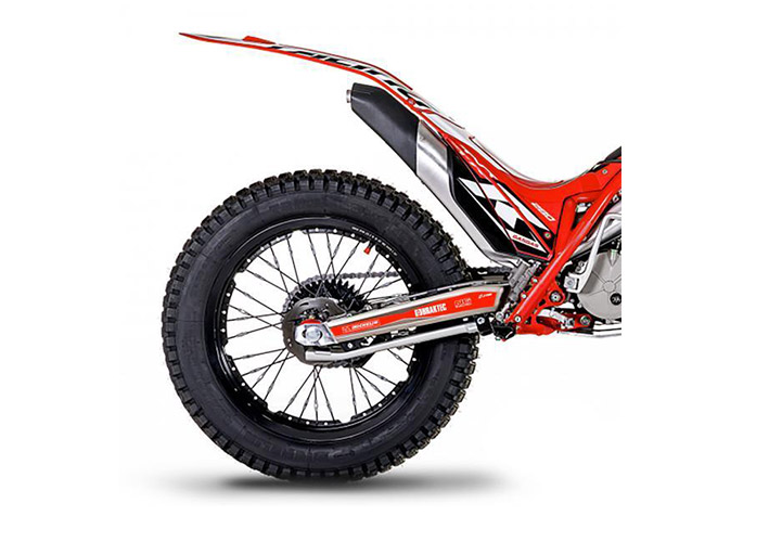 Adesivi Forcellone Gas Gas 19-21 Rosso