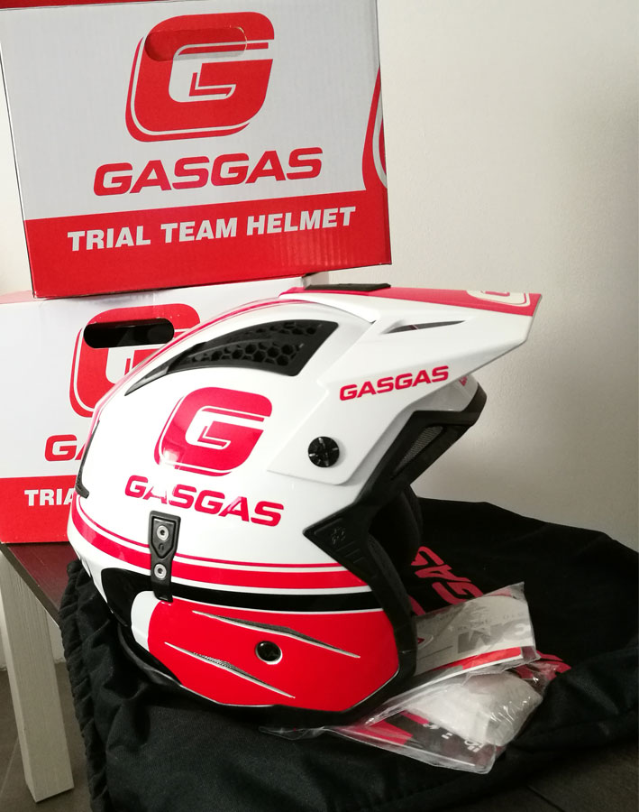 Casco Gas Gas Team 2017